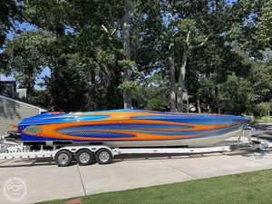 Used Outerlimits Stiletto 37 High Performance Boat For Sale