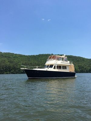 Used Mainship 2 Stateroom 430 Trawler Motor Yacht For Sale