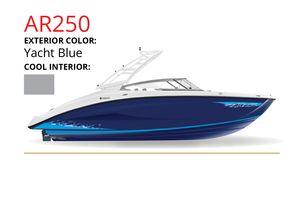 New Yamaha Boats AR250 Cruiser Boat For Sale