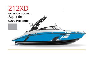 New Yamaha Boats 212XD Cruiser Boat For Sale