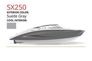 New Yamaha Boats SX250 Cruiser Boat For Sale