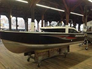 New Smoker Craft 14 Big Fish Tl Dlx Ski and Fish Boat For Sale