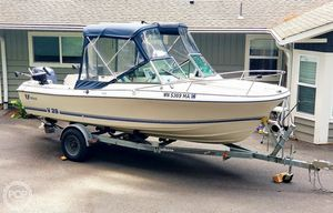 Used Wellcraft V-20 Walkaround Fishing Boat For Sale