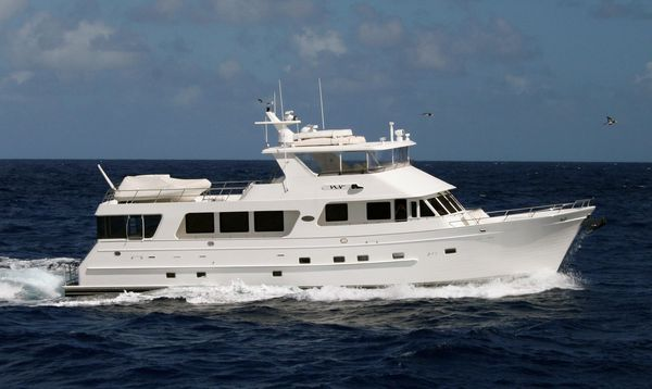 Used Outer Reef Yachts 800 MY Motor Yacht For Sale