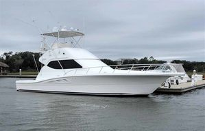 Used Rampage 45 SF Sports Fishing Boat For Sale