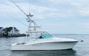 Used Cabo 38 Express Saltwater Fishing Boat For Sale