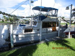 Used Chb Chien HWA Double Cabin Trawler Boat For Sale