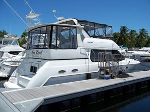 Used Carver 406 Aft Cabin Motor Yacht Motor Yacht For Sale