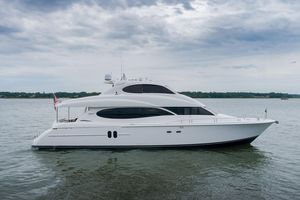 Used Lazzara Yachts 80 Motor Yacht Motor Yacht For Sale