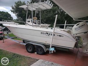 Used Legacy SeaEra 230 Center Console Fishing Boat For Sale