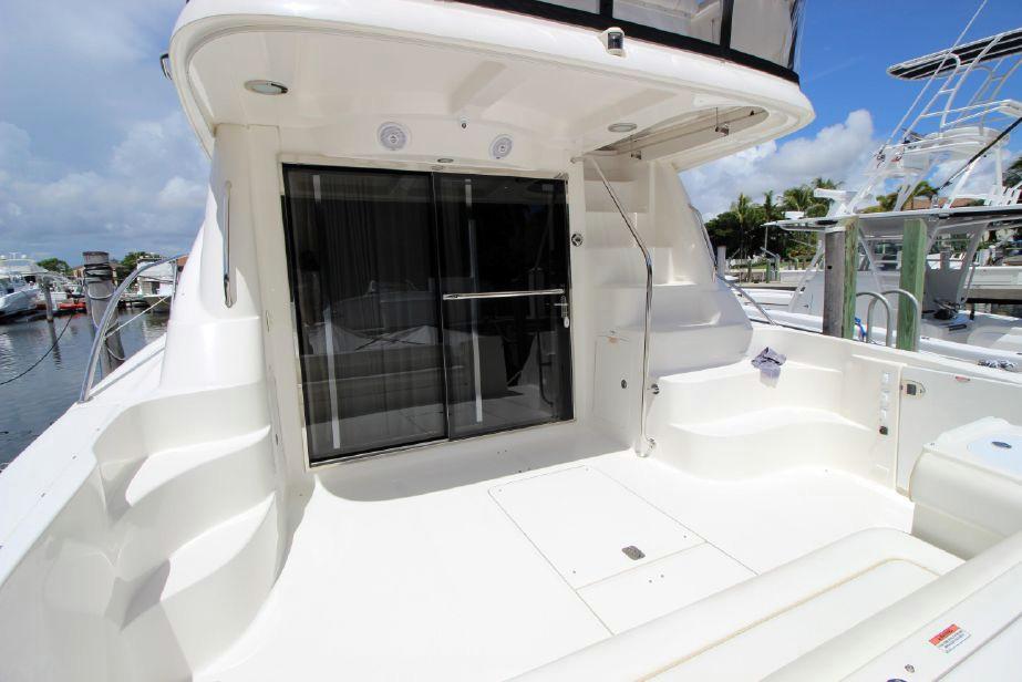 2009 Used Sea Ray 58 Sedan Bridge Motor Yacht For Sale