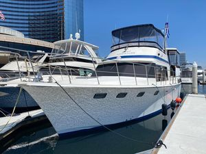 Used Lien Hwa 42 Aft Cabin | Two Staterooms Aft Cabin Boat For Sale