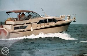 Used Chris-Craft Catalina 381 Express Cruiser Boat For Sale