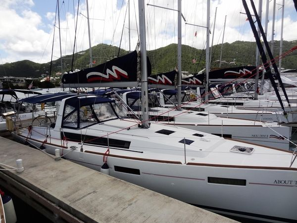 Used Beneteau Oceanis 41 Racer and Cruiser Sailboat For Sale