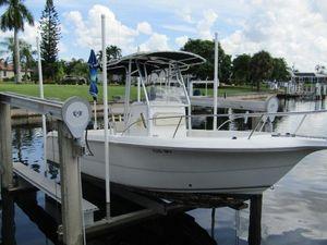 Used Sea Fox 230 Center Console Center Console Fishing Boat For Sale