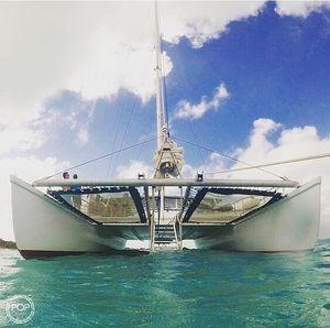 Used Custom Sea Runner 52 Catamaran Sailboat For Sale