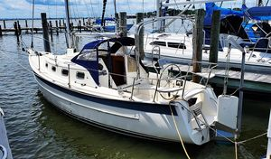 Used Seaward 26RK Cruiser Sailboat For Sale