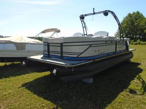 Used Starcraft SLS5 DC Pontoon Boat For Sale
