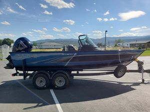 New Lund 1875 Impact XS Freshwater Fishing Boat For Sale