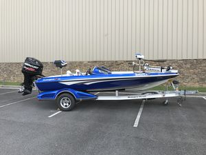 Used Ranger Z518CI Intracoastal Bass Boat For Sale