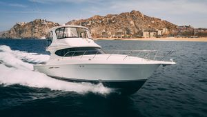 Used Silverton Saltwater Fishing Boat For Sale