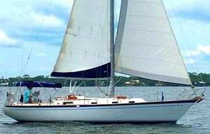 Used Morgan 384 Masthead Sloop Sailboat For Sale