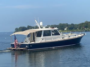 Used Grand Banks 54 Eastbay SX Downeast Fishing Boat For Sale