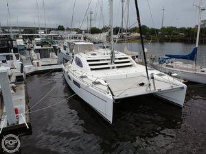 Used Robertson & Caine Leopard 46 Catamaran Sailboat For Sale