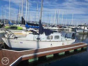 Used Columbia 24 Motorsailer Sailboat For Sale