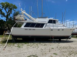 Used Bayliner 4588 Pilothouse Motor Yacht For Sale