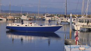 Used Bruce Roberts Custom Ketch Sailboat For Sale