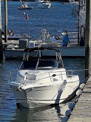 Used Striper 2101 WA Walkaround Fishing Boat For Sale