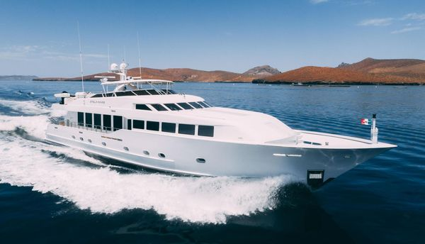 Used Broward Motor Yacht For Sale