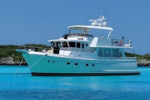 Used Selene 58 Trawler Boat For Sale