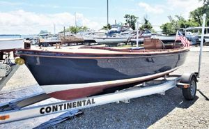 Used Castine Classic Harbor Launch Antique and Classic Boat For Sale