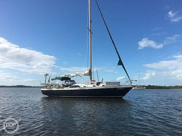 Used Columbia 36 Racer and Cruiser Sailboat For Sale