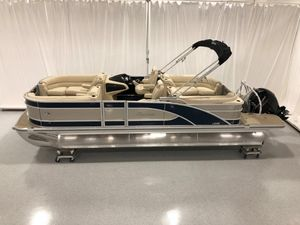 New Barletta L23QC Pontoon Boat For Sale