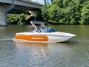 Used Mastercraft Xstar Ski and Wakeboard Boat For Sale