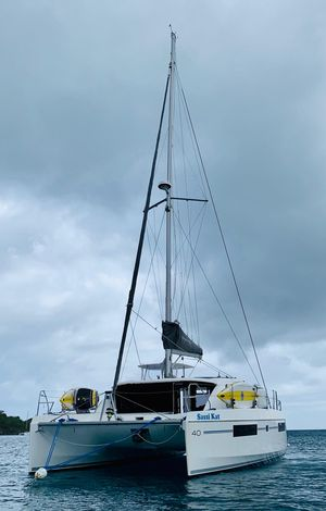 Used Leopard 40 Cruiser Sailboat For Sale