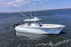 Used Custom Carolina 32 Cap N Squid Center Console Center Console Fishing Boat For Sale