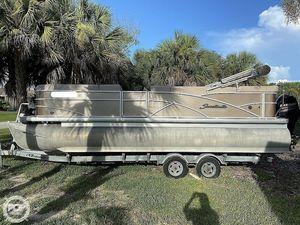 Used Godfrey Pontoon Sweetwater PE220 Pontoon Boat For Sale