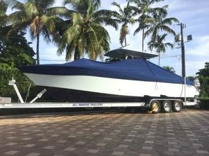 Used Invincible 36 Center Console Fishing Boat For Sale