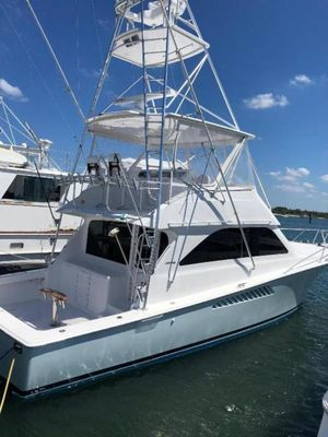 Used Viking 45 Convertible Sports Fishing Boat For Sale