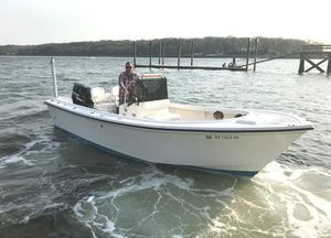 Used Steiger Craft 21 Long Beach DV Center Console Fishing Boat For Sale