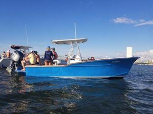 Used Custom Carolina 22 Center Console Fishing Boat For Sale