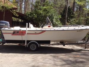 Used Pro-Line 20 CC Center Console Fishing Boat For Sale