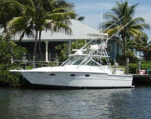 Used Tiara 3300 Open Sports Fishing Boat For Sale