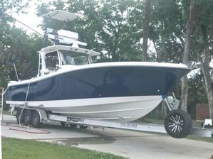 New Edgewater 368CC Center Console Fishing Boat For Sale