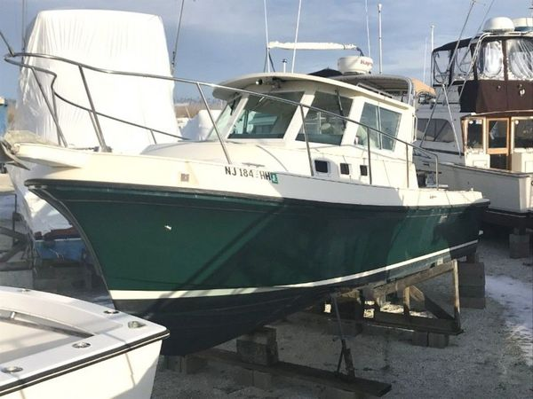 Used Albin 28 TE Pilothouse Boat For Sale