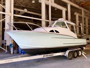 Used Winter 27 Custom Cuddy Walkaround Boat For Sale